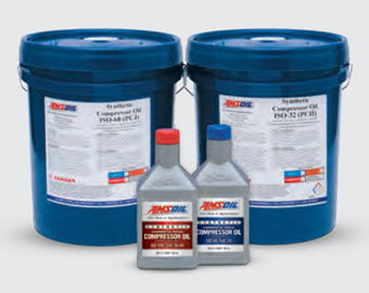 AMSOIL Synthetic Compressor Oil - ISO 100, SAE 30/40
