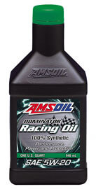 AMSOIL DOMINATOR® 5W-20 Racing Oil