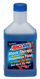 AMSOIL Shock Therapy Suspension Fluid #10 Medium