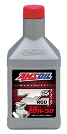 AMSOIL Z-ROD® 20W-50 Synthetic Motor Oil